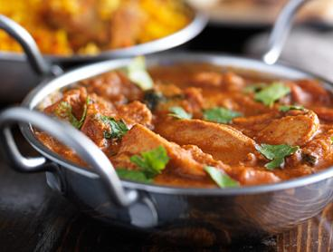 Indian Dinner Banquet with Wine - $49 for Two People or $95 for Four People (Valued Up To $280)