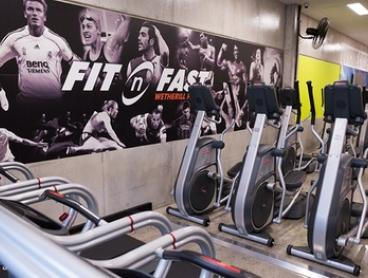 Four-Week Gym Access ($19) Plus QMAX High Intensity Classes ($29) at Fit n Fast Gyms, 18 Locations (Up to $154 Value)