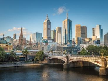 Melbourne, Prahran: City Fringe Package Stay for Two or Four People with Wine and Late Checkout at Quest Windsor