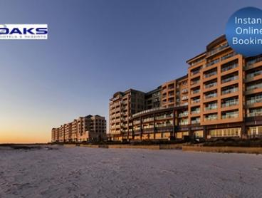 Glenelg, Adelaide: 2- or 3-Night Beach Holiday for Two or Four at the 4.5* Oaks Plaza Pier