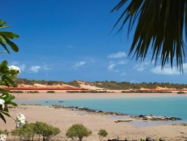 Broome, WA: 2 to 4 Nights for Up to Four People with Late Checkout and Bottle of Wine at Broome Time Accommodation