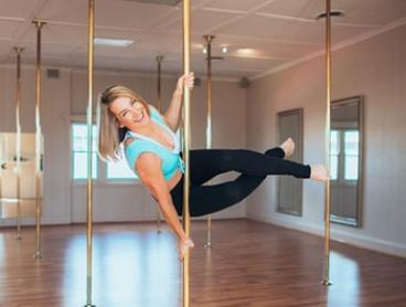Four-Week Beginner Dance Course for One ($45) or Two People ($79) at Studio Exclusive Pole Dancing (Up to $430 Value)