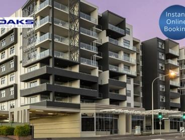 Brisbane: Two- or Three-Night Stay for Up to Four at 4.5* Oaks Woolloongabba