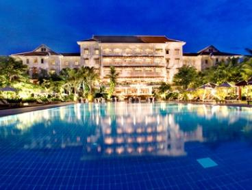 Cambodia: 2-5 Nights for Two with Breakfast, Welcome Drinks, Spa Discount and Transfers at 5* Royal Angkor Resort & Spa