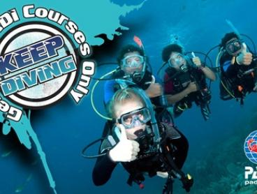 PADI Advanced Open Water Dive Course for One ($219) or Four People ($876) at Dive Imports Australia (Up to $1,580 Value)