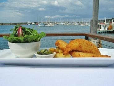 Three-Course Waterfront Dining for Two ($69), Four ($135) or Six People ($185) at Wilson's Boathouse (Up to $477 Value)