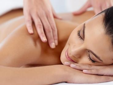 90-Minute Massage and Reflexology Package for One ($49) or Two People ($89) at Gold Fingers Massage (Up to $200 Value)