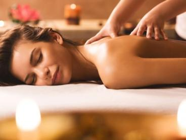 $55 for a 90-Minute Pamper Package at Contours Relaxation Centre (Up to $110 Value)