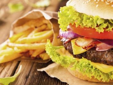 Kebab or Burger with Chips for One ($8), Two ($15) or Four People ($29) at Surf and Turf Carvery (Up to $57.96 Value)