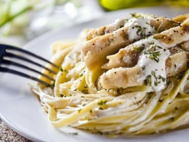 Chicken Parmigiana or Pasta with Drink for One ($15) or Two People ($25) at Cafe NRG (Up to $44 Value)