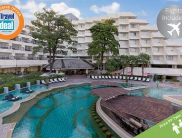 ✈ Phuket: From $799 Per Person for a 7-Night Stay with Jetstar Flights and more at Andaman Embrace Resort & Spa