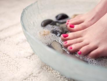 Shellac Pedicure for One ($29) or Two ($49) at Zen Massage & Nails Lounge, CBD (Up to $100 Value)