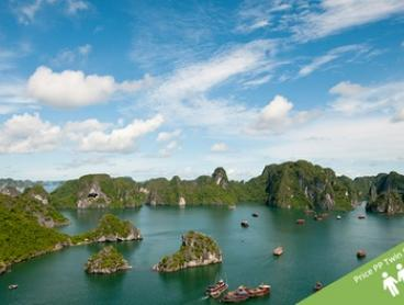 Vietnam and Cambodia: $989 Per Person for 10-Day Tour with Accommodation, Transfers and Meals with Asia Vacation Group