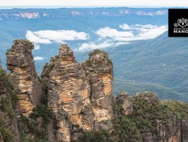 Blue Mountains: 2 Nights for Up to Three with Breakfast, Wine, Food Credit and Late Check-out at Mount Victoria Manor
