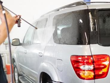 Hand Car Wash with Wax ($12) or Deluxe Wash with Wax and Polish ($45) at Quality Hand Car Wash (Up to $90 Value)