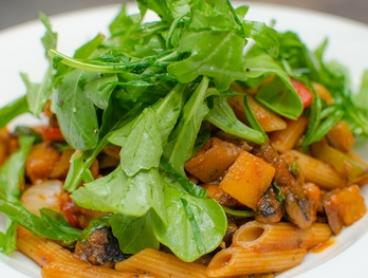 $45 for a Two-Course Meal with a Bottle of Wine for Two People at Buffet Amici, Woodvale (Up to $105 Value)