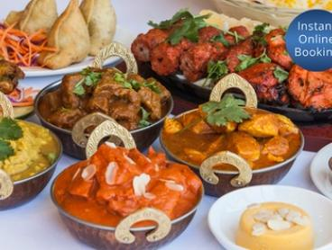 6-Course Indian Banquet and Drinks for Two ($54) or Four People ($104) at The Clove Indian Restaurant (Up to $249 Value)