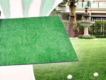 Fake it Till You Make it with This Artificial Turf! This Artificial Turf Looks Incredibly Natural and is Great for Decoration in Your Backyard, Rooftop Garden, Balcony, Patio or Around Your Pool. From $59