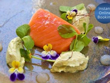 Five-Course Modern Australian with Bottle of Wine for Two ($89) or Four ($178) at Swissôtel Sydney (Up to $356 Value)