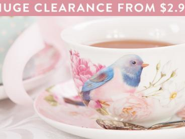 Ashdene Mega Clearance - Not to Be Missed! Prices from $2.95