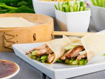 Peking Duck with Beer for Two ($39) or Four People ($75) at Suncrop Chinese Restaurant, Sunnybank (Up to $133.20 Value)
