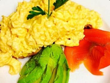 All-Day Breakfast or Lunch with Coffee ($19) or Wine ($21) for Two at Bean Around Bakery Cafe (Up to $47.80 Value)