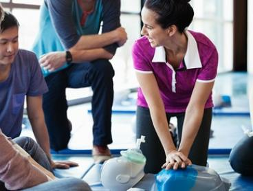 $48 for a HLTAID003 Provide First Aid and HLTAID001 CPR Training Course at AIS Training Services (Up to $79 Value)