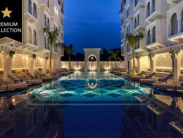 Cambodia, Siem Reap: Two-, Three-, or Four-Night Luxury Package Stay with Daily Breakfast at Sarai Resort and Spa