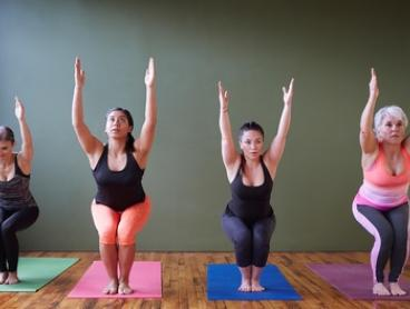 Five- ($29) or Ten-Class Yoga Pass ($55) at Claire Grullemans Naturopathy and Nutrition (Up to $300 Value)