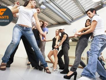 $29 for Eight Weeks of Unlimited Dance Classes at Latin Fusion Dance Academy, Four Locations (Up to $170 Value)