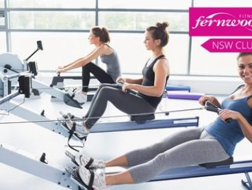 Fernwood Fitness: One-Month Gym Membership for One ($10) or Two People ($19) - 14 Locations