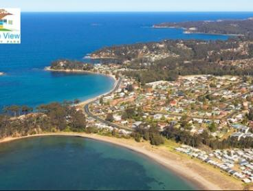 South Coast, Batemans Bay: Three- or Five-Night Beach Break for Four People in a Park Villa at Clyde View Holiday Park