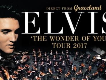 Elvis - The Wonder of You Tour: Ticket Upgrade Offer from $80.45, May 26 - June 10, National Locations