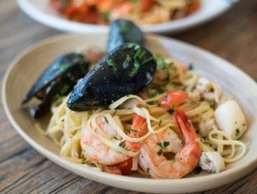Pasta Lunch with Wine or Soft Drink for One ($15), Two ($30) or Four People ($59) at Il Biscione (Up to $152 Value)
