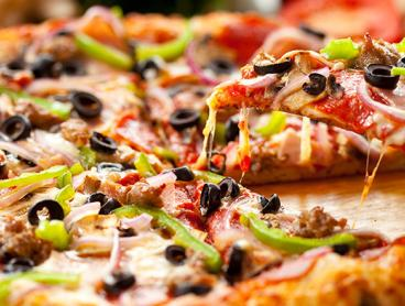 Just $29 for a Pizza Lunch or Dinner for Two in the CBD with Beers (Valued Up To $62)