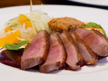 Three-Course Modern European Lunch or Dinner is $99 for Two People or $196 for Four (Valued Up To $312)