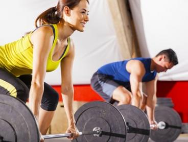 Four-Week Beginner CrossFit Program for One ($29) or Two People ($39) at CrossFit Cartel, Mitchell (Up to $240 Value)