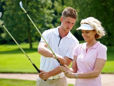 $39 for a One-Hour Private Golf Lesson with a PGA Professional at PUSHGOLF Academy (Up to $200 Value)