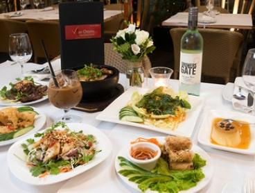 Six-Course Banquet with Wine for Two ($59) or Four People ($89) at VietCharm (Up to $216.8 Value)