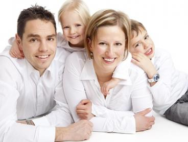 $29 for a One-Hour Family Photo Shoot for up to 10 People with Peter Dawson Photography, Innaloo (Up to $700 Value)