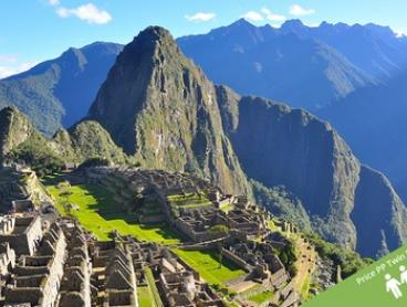 Peru: $1,249 Per Person for a Seven-Night Trip with an Inca Trail Trek and Machu Pichu Tour with Valencia Travel Cusco