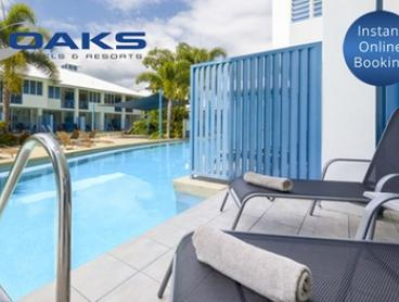 Port Douglas: Two- or Three-Night Escape for Up To Six at the 4.5* Oaks Lagoons