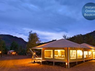 Flinders Ranges: 2 or 3 Nights for Two People with Breakfast, Late Check-Out and Wine at Wilpena Pound Resort