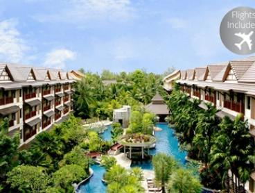 Phuket: From $849 Per Person for an Eight-Night Stay with Meals, Flights and Extras at 4* Kata Palm Resort & Spa