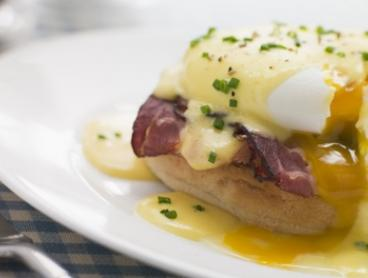 Breakfast with Coffee or Tea for Two ($25) or Four People ($45) at Wood n Chimney- South Melbourne (Up to $95.6 Value)