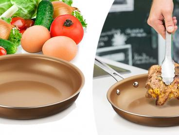 Update Your Kitchen Pots and Pans with This Awesome Collection of Non-Stick Frying Pans. There are Multiple Sizes Available of These High-Quality Durable Pans From $19