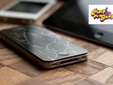 From $39 for a Screen Replacement Service for an iPhone, iPad, or Samsung Galaxy at Pimp My Gadget (From $69 Value)
