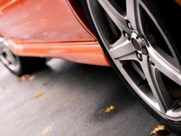 Front and Optional Rear Brake Pad Replacement Package at Churchill Tyre Service (Up to $500 Value)