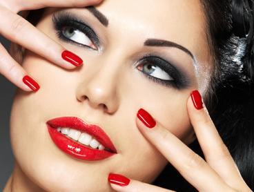 Ultimate Nail Makeover with a Manicure and Pedicure Package is Just $24 for One Person (Value $55)