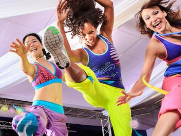 Zumba Fitness Class Pass: $15 for Five Classes or $29 for 10 Classes. Available in Two Locations (Valued Up To $100)
